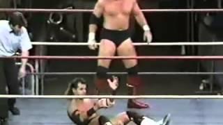 Mean Mark Callous vs Robbie Idol