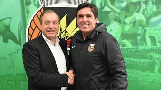 Bem-vindo Daniel Ramos