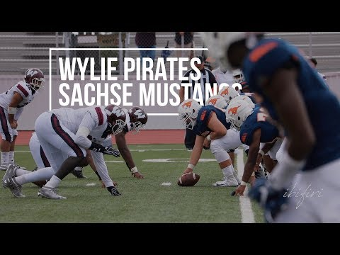 Wylie Pirates vs Sachse Mustangs | FOOTBALL HIGHLIGHTS