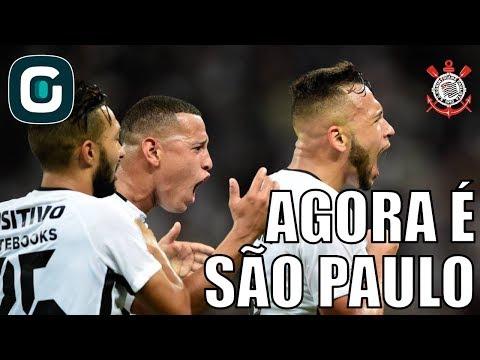 Corinthians 2x0 Bragantino | Ralf Vai Bem| Semifinal Contra São Paulo- Gazeta Esportiva (23/03/18)