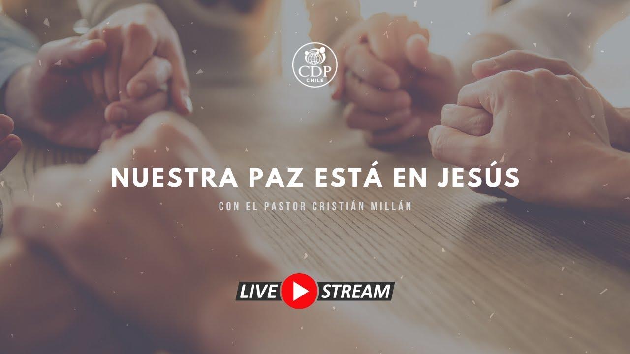 Nuestra Paz está en Jesús