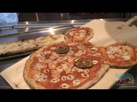 Via Napoli Italian restaurant & pizzeria grand opening at Epcot in Walt Disney World