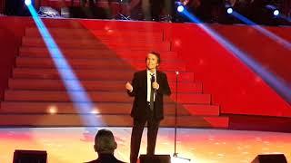 Actuación de Raphael el día 11 de febrero de 2019, en el Centro Cul...