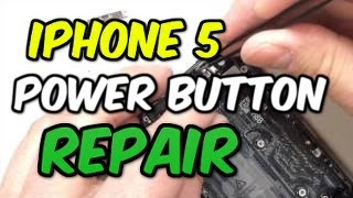 Iphone Power Button Repair