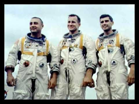 Apollo 1 disaster - YouTube
