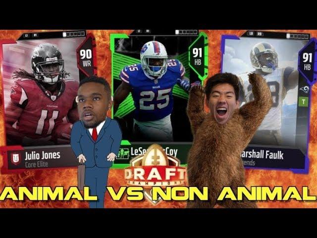animal-vs-non-animal-draft-madden-18-draft-champions