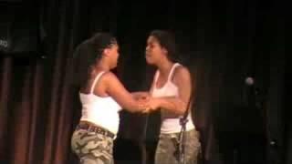It Rained Last Night (Abortion Poem) - Jasmine & Alexis (Urban Word NYC) - BNV Semis 08