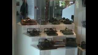 Partschins Typewriter Museum Schreibmaschinenmuseum