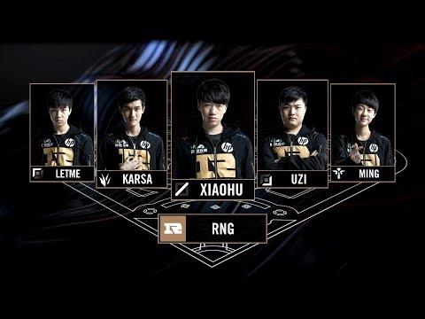 【LPL春季賽】第6週 FPX vs RNG #1