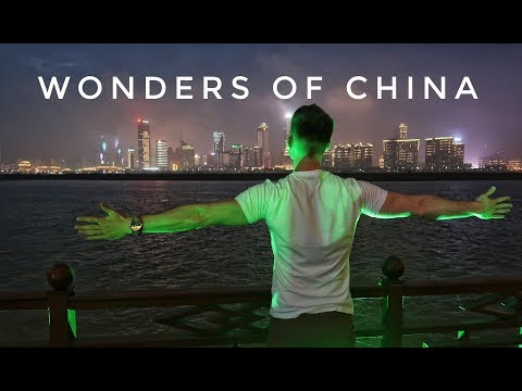 Wonders of China: From Nanchang through China's nature to Shanghai