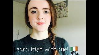 How to start speaking Irish | Gaeilge i Mo Chroí