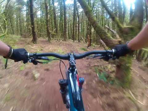 Rhondda MTB Descent - George