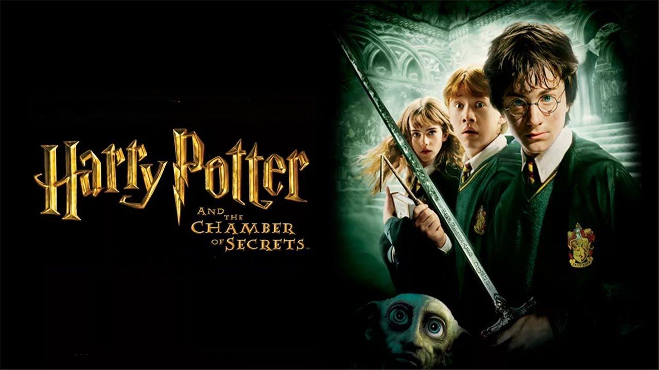 """4. Учим английский по фильму """"Гарри Поттер и Тайная ..."""