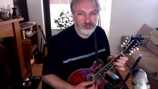 Garrett Barry's jig on mandolin