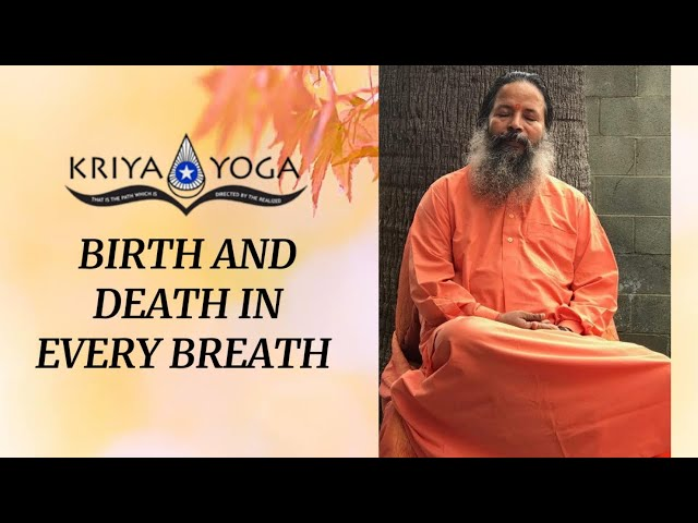 Birth and Death in Every Breath