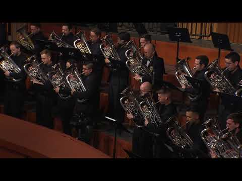 UNT Symphonic Band: Karl King - The Melody Shop (1910)