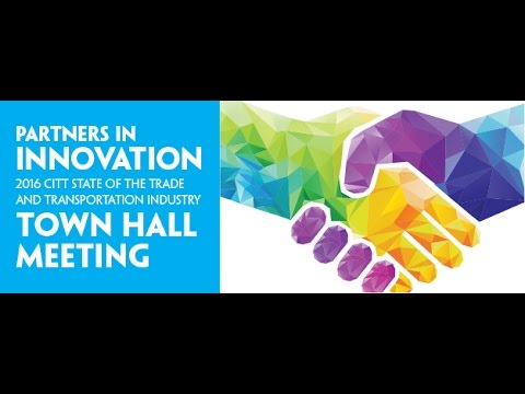 2016 CITT Town Hall Meeting