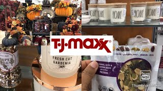 T.J.MAXX SHOP WITH ME