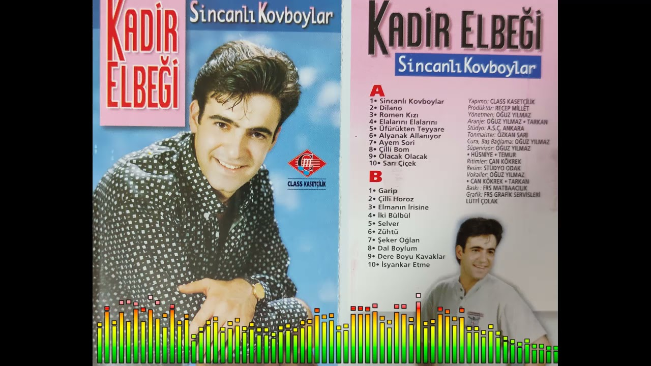 Kadir Elbeği - Bülbül & Selver & Zühtü (Kaset Kayıt)