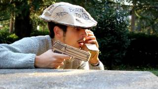 Cardboard Gun!