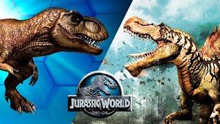 Прошел свою Битву Титанов на ИЗЗИ Jurassic World The Game