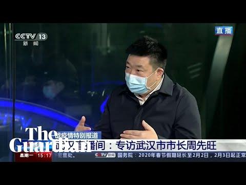 Wuhan mayor says