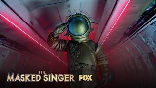 The Clues: Astronaut | Season 3 Ep. 14 | THE MASKED SINGER