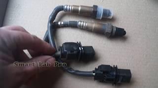 Замена кислородного датчика Peugeot Partner Tepee Oxygen Sensor Replacement EP6