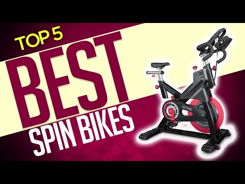 5 Best Spin Bikes 2020 [Buying Guide]