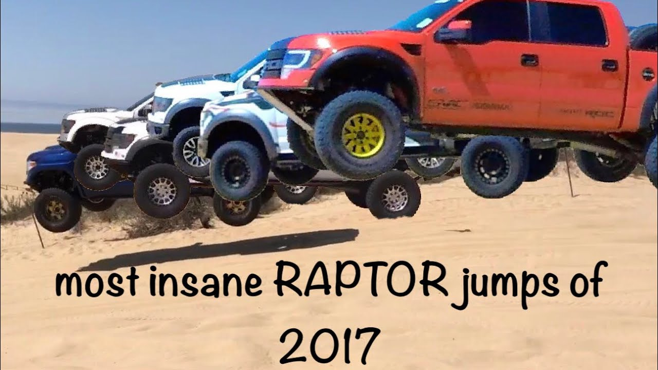 Best Ford Raptor Jump Videos Of The Year