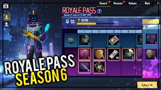 Lets Buy The Seąson 6 Royale Pass Pubg Mobile | Future Gaming