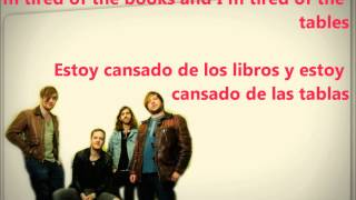 imagine dragons - working man español +lyrics