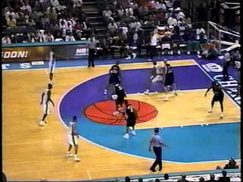 Ricky Davis 1999 unreal high putback vs Philadelphia