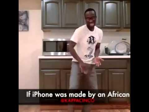 african iphone ringtone