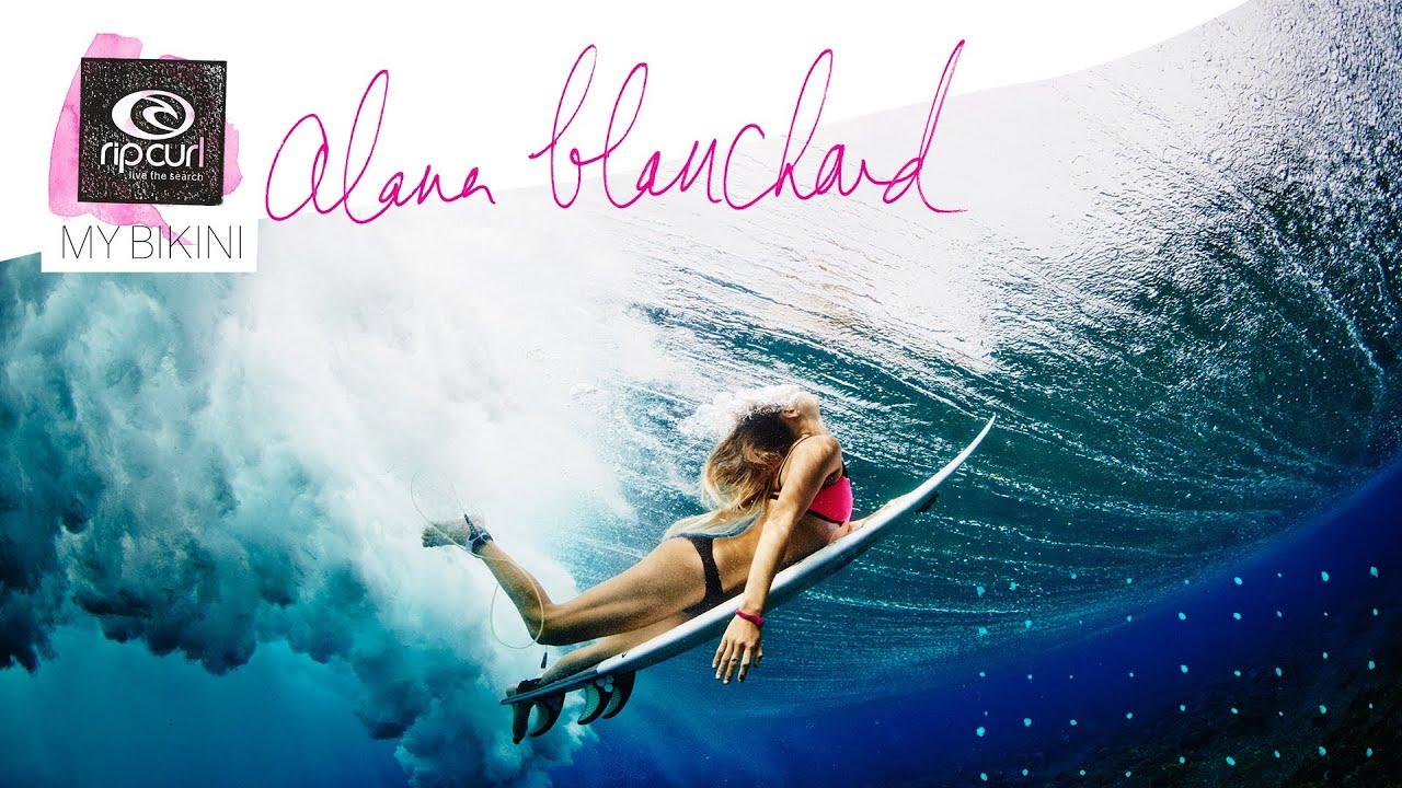 Surfer Girl Bali Wallpaper My Bikini Alana Blanchard By Rip Curl Youtube