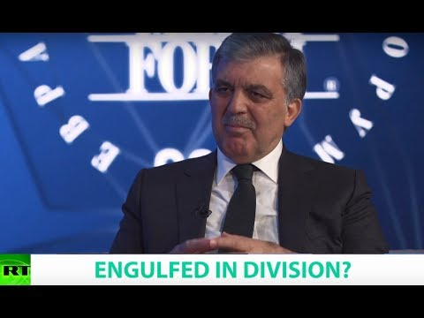 ENGULFED IN DIVISION? Ft. Abdullah Gul, Former President of Turkey