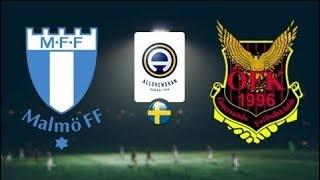 Höjdpunkter Östersunds FK - Malmö FF 2-2 (20-09-17)