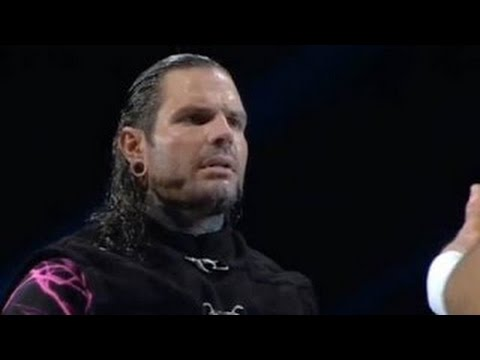 Broken Matt Hardy and Jeff Hardy vs The Tribunal Match