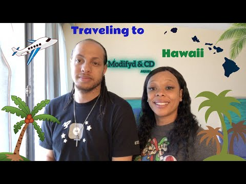 First Time Traveling to Hawaii