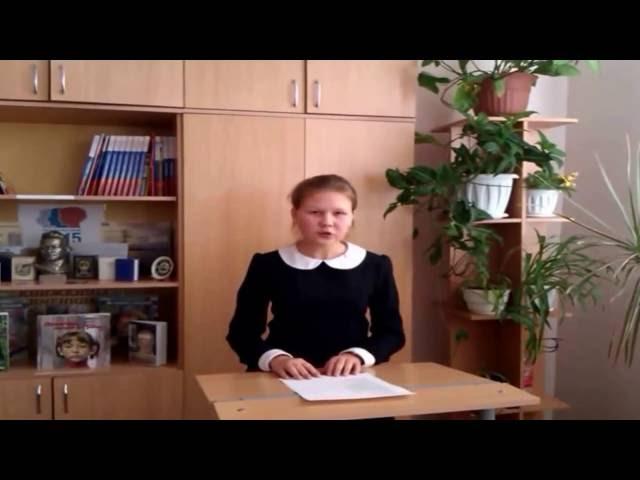 Изображение предпросмотра прочтения – МарияЗайцева читает произведение «Синица» И.А.Крылова