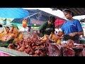 8 Weird Street Foods in Thailand   Taste Testing Bizarre Foods   Thai Street Food Tour 2018
