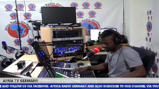 MEET DJ. OB AND SPINMONEY LIKE AND FOLLOW US VIA FACEBOOK- AFRICA RADIO GERMANY AND ALSO SUBSCRIBE T
