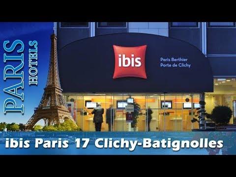 ibis Paris 17 Clichy-Batignolles (ex Berthier) - Paris Hotels, France