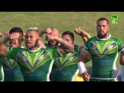 Cook Islands Haka