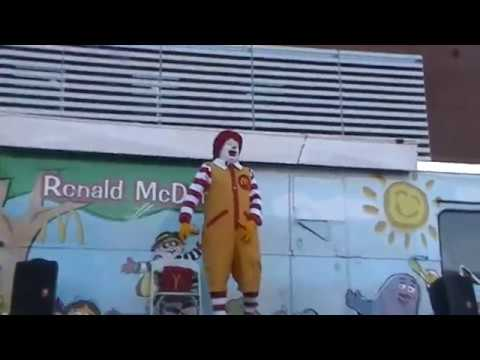 "Sean Murray at the ""Ronald McDonald"" show @ McDonald's-College & Horizon- Henderson, NV - 3/13/2015"