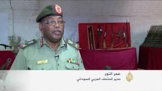 متحف الخرطوم العسكري فضاء يختزل تاريخ البلاد