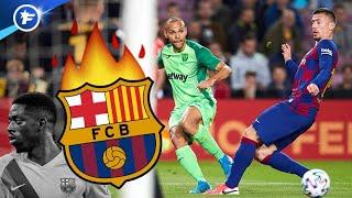 Ça brûle pour Martin Braithwaite au Barça | Revue de presse