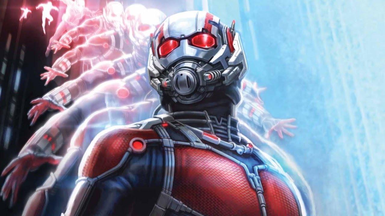Ant Man Retina Movie Wallpaper: Top 10 Ant-Man Movie Facts