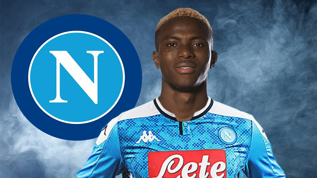 Victor Osimhen ○ Welcome to Napoli ○ 2020 ? - YouTube