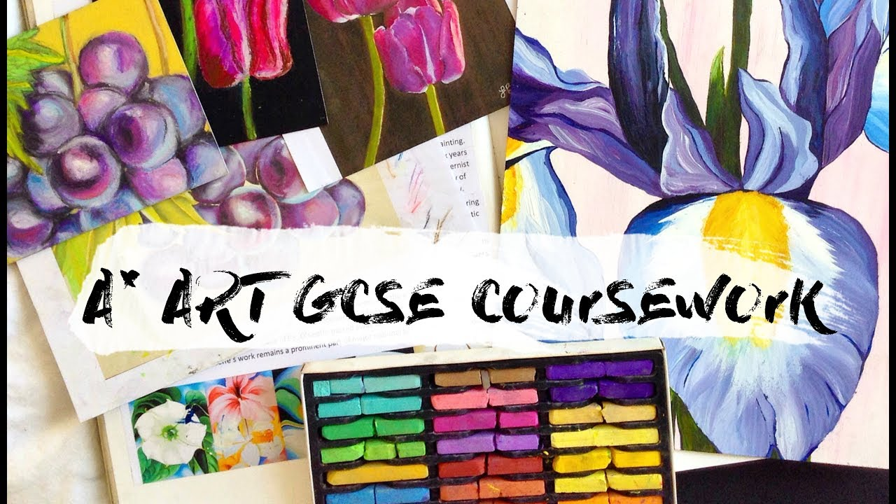 Gcse Art Projects Examples